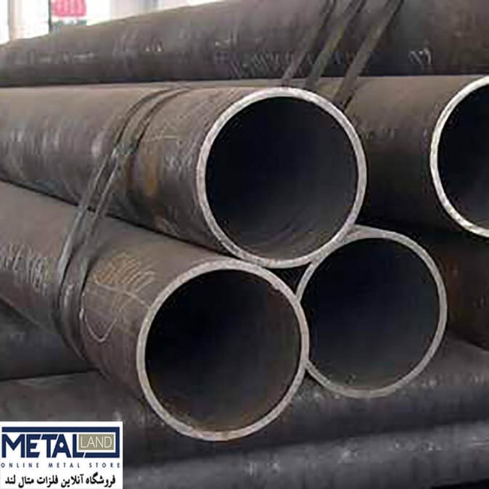 لوله آهنی درز دار - ضخامت 1.65 mm قطر 25 mm طول شاخه 6000 mm