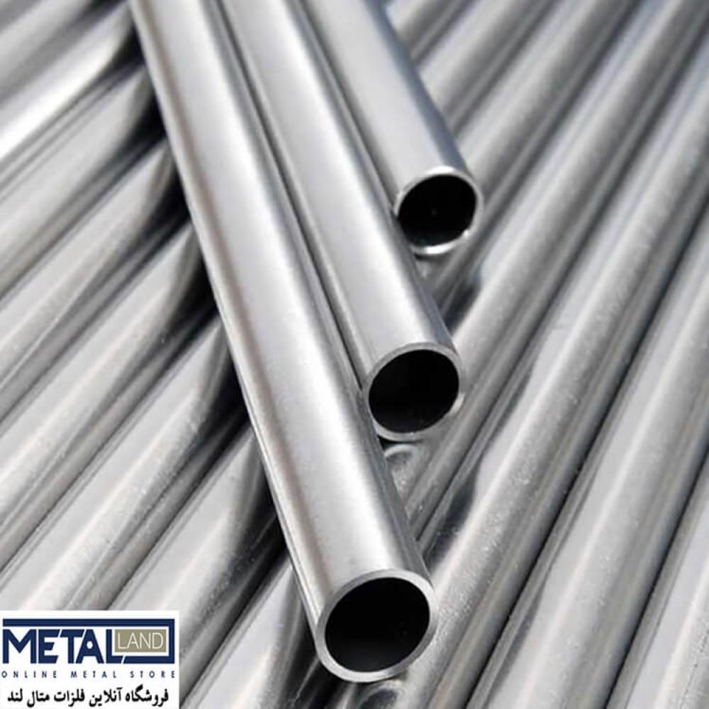 لوله استیل 304 درز دار - ضخامت 4.78 mm قطر 350 mm طول شاخه 6000 mm