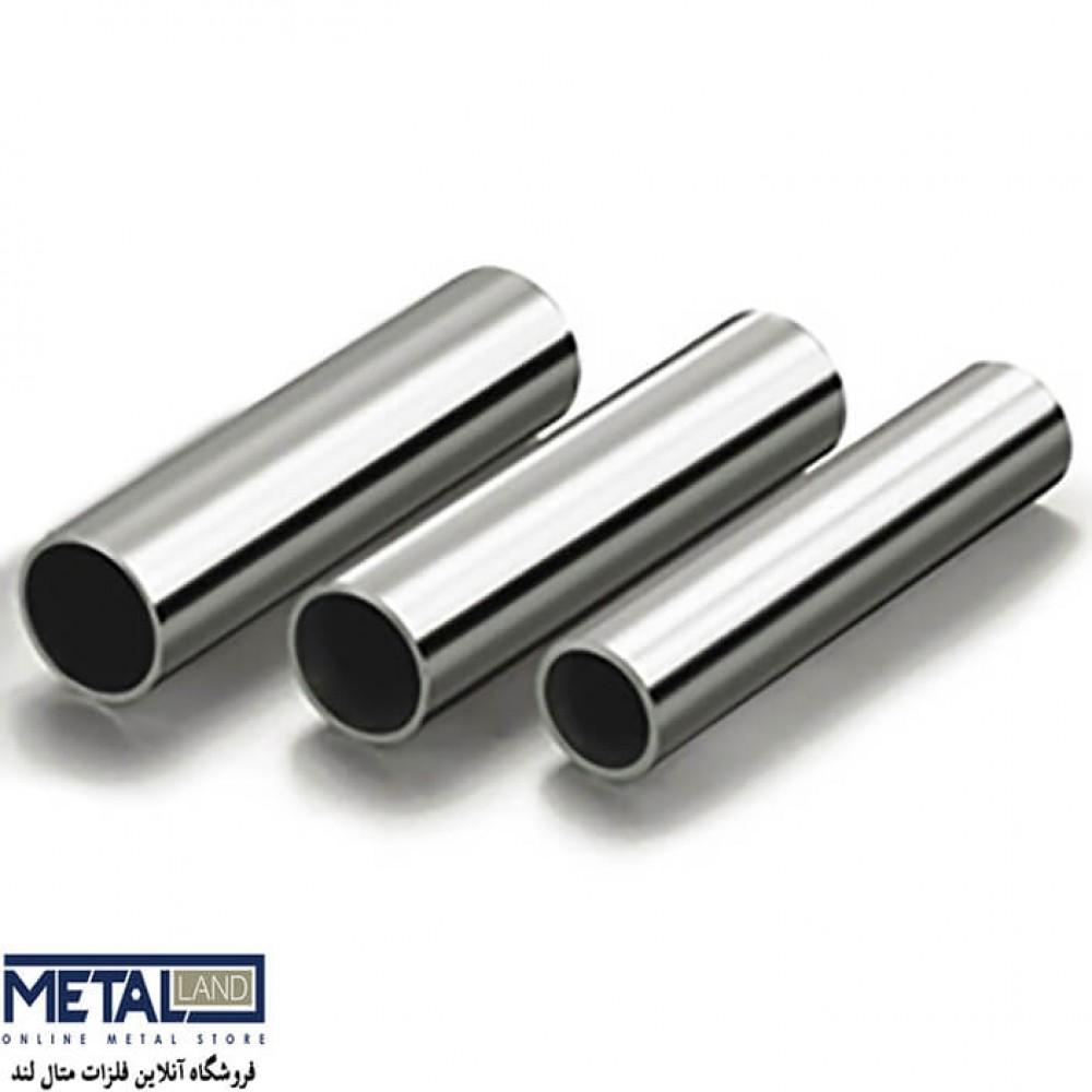 لوله استیل 316 بدون درز - ضخامت 11.13 mm قطر 100 mm طول شاخه 6000 mm