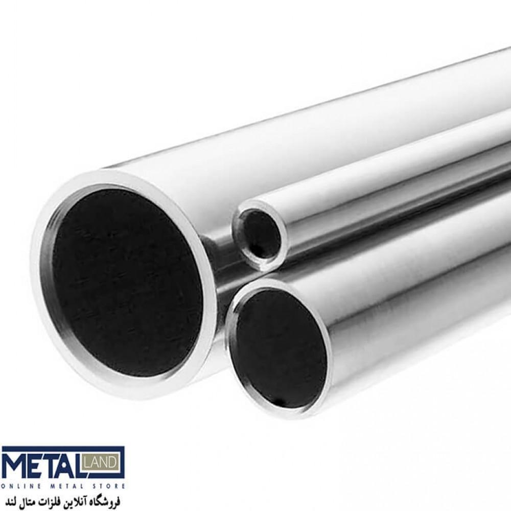 لوله استیل 316 درز دار - ضخامت 2.77 mm قطر 150 mm طول شاخه 6000 mm